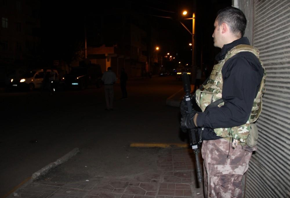 Diyarbakır Bağlar'da 600 polisle asayiş uygulaması