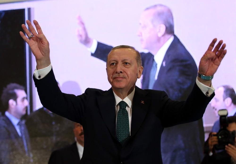 """Cumhurbaşkanı Erdoğan: """"Bay Kemal Hatay'a gitmiş, gitmesi bile önemli"""""""