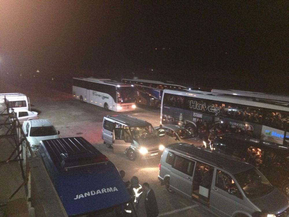Elazığ'da jandarma ve polisten huzur operasyonu : 31 şüpheli yakalandı