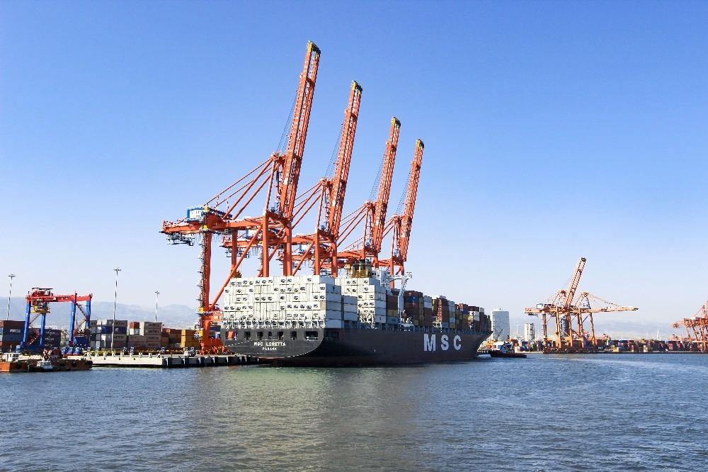 MIP, konteyner işlem hacminde yeni bir rekor kırdı