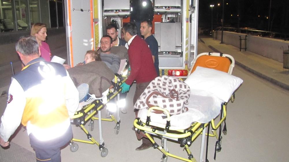 Çorum'daki otobüs kazasında yaralananların isimleri belli oldu