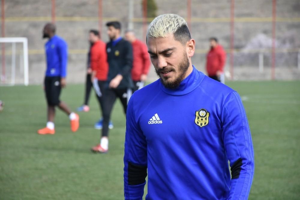 Murat Yıldırım Evkur Yeni Malatyaspor'da mutlu