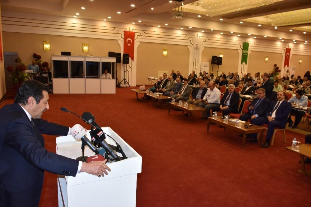 Türk ve Arap medyası Kızılcahamam'da bir araya geldi