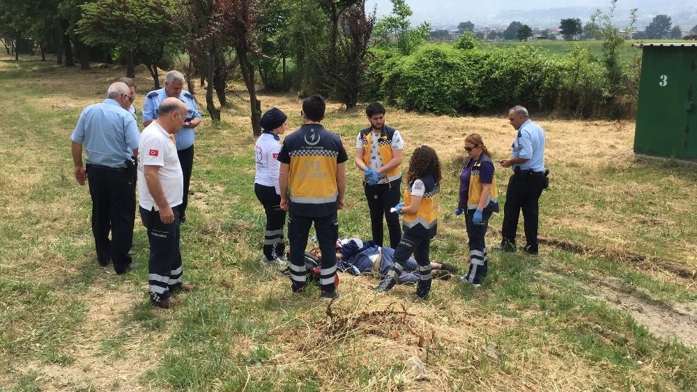 Bursa'da tedavi gördüğü hastaneden kaçan yaşlı adam ölü bulundu