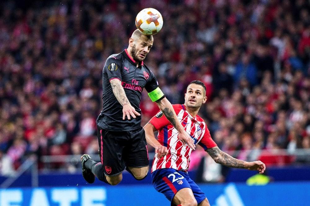 İlk finalist Atletico Madrid oldu