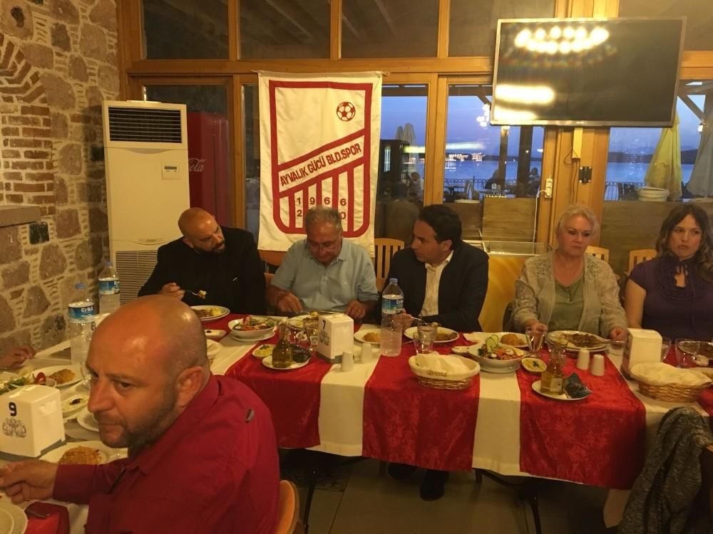 Ayvalıkgücü Belediyespor'dan iftar
