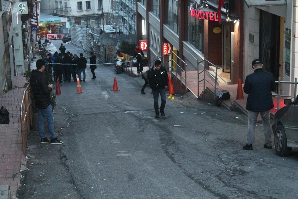 Taksim'deki silahlı kavgayla ilgili 3 kişi gözaltına alındı