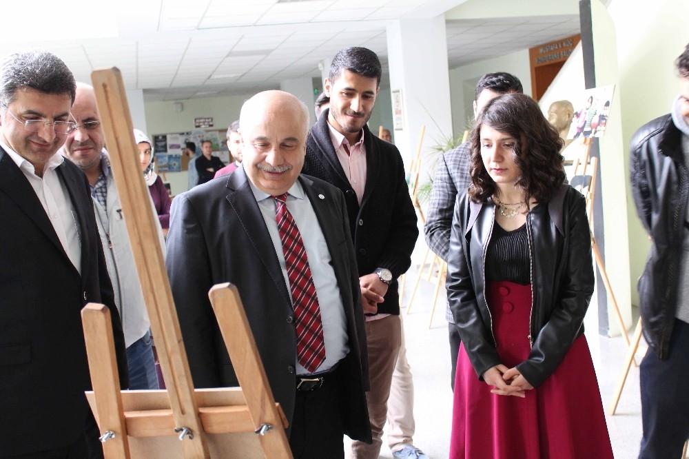 Öğrenciler arasında fotoğraf yarışması düzenlendi