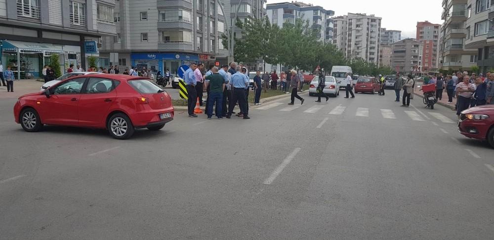 Samsun'da 14 yaşındaki kız kazada hayatını kaybetti