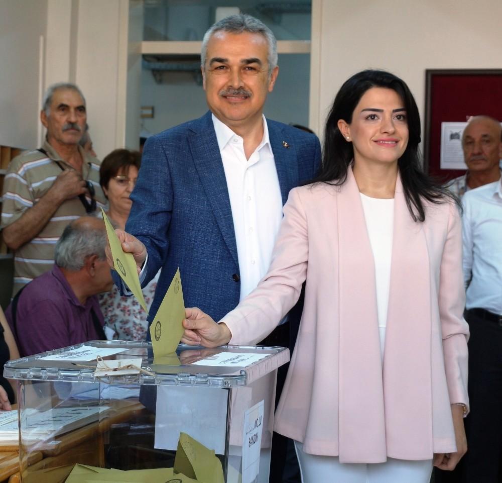 Aydın'da seçimin kesin olmayan sonuçları belli oldu