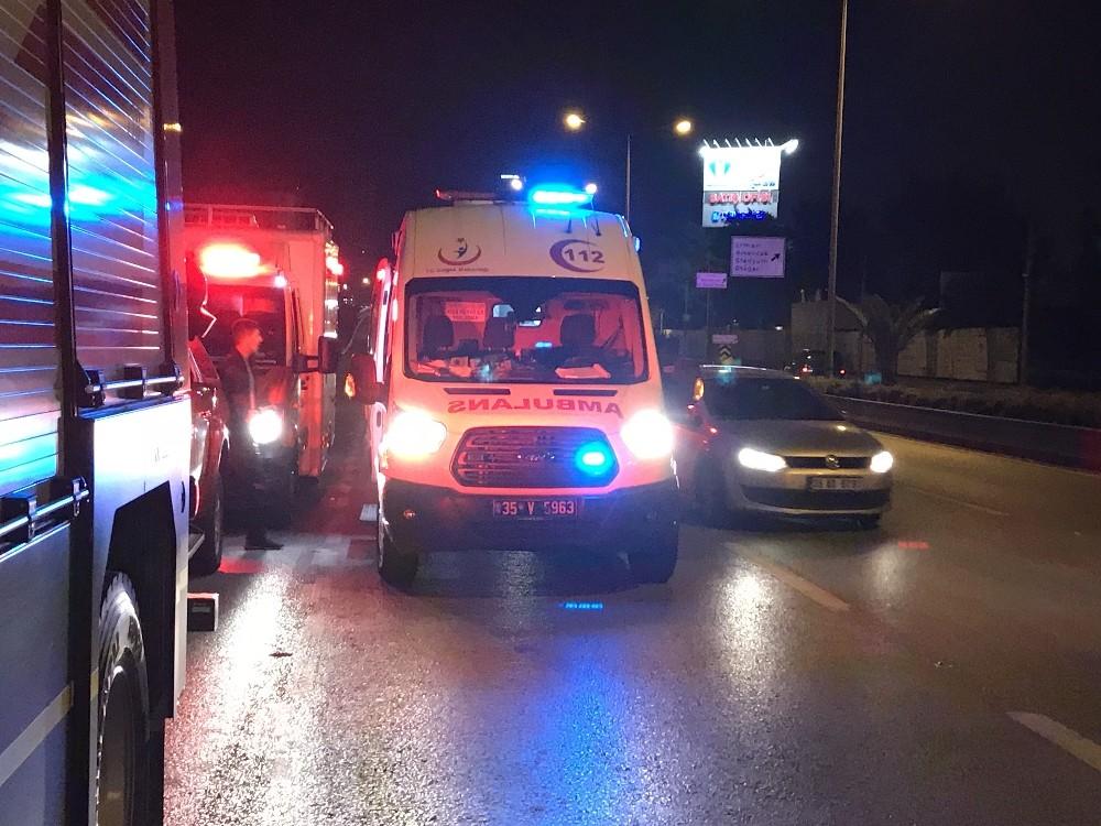 İzmir'de bir şahıs Meles Çayında ölü bulundu