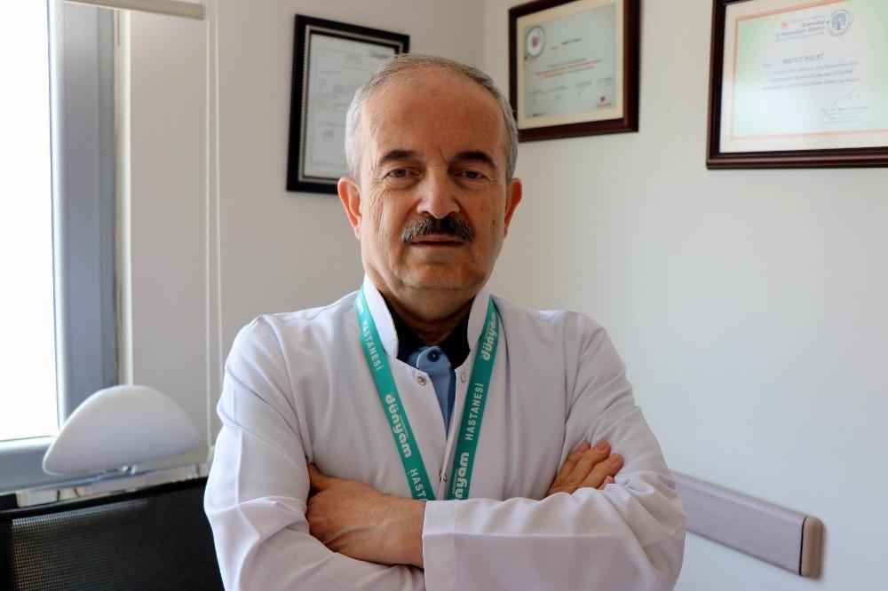 """Uzm. Dr. Mesut Polat: """"Hamur tatlılar yerine sütlü ve meyveli tatlılar ikram edin″"""