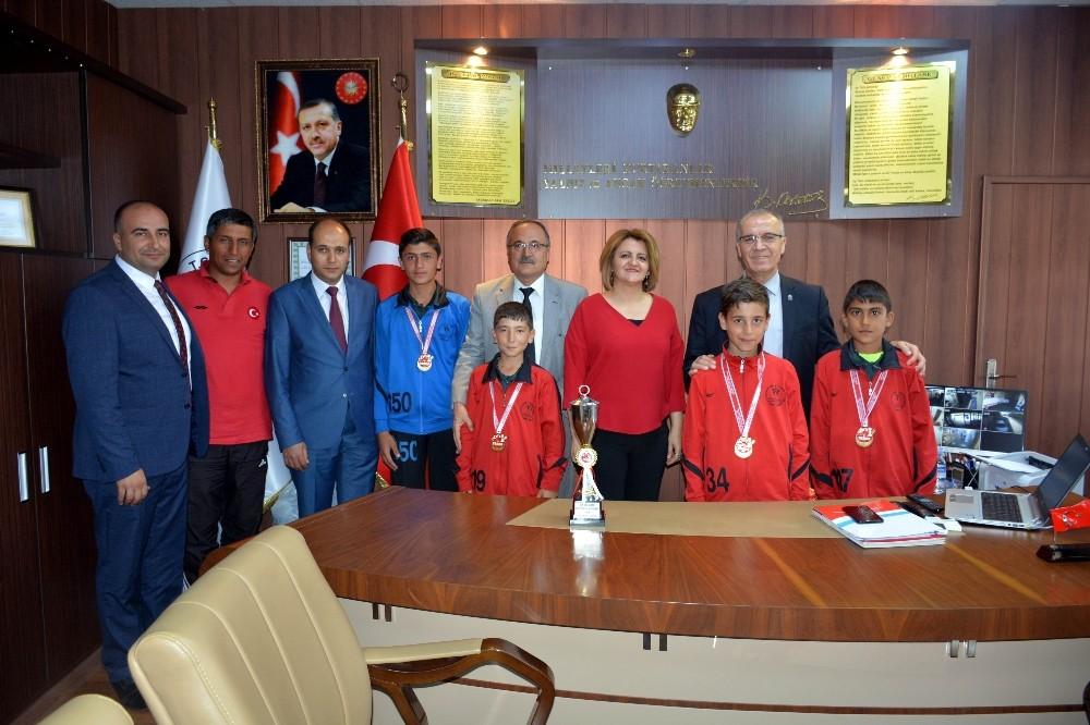 Bocce'da Kilis Türkiye birincisi oldu