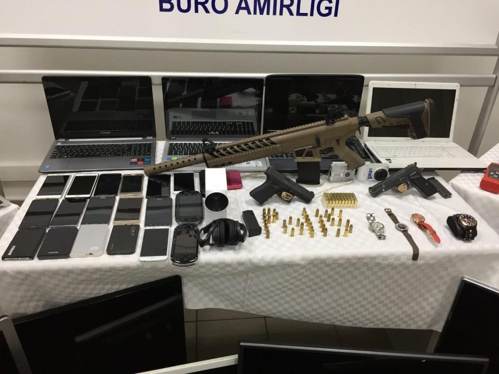"""Ankara'da """"Tüysüzler Çetesi"""" çökertildi"""