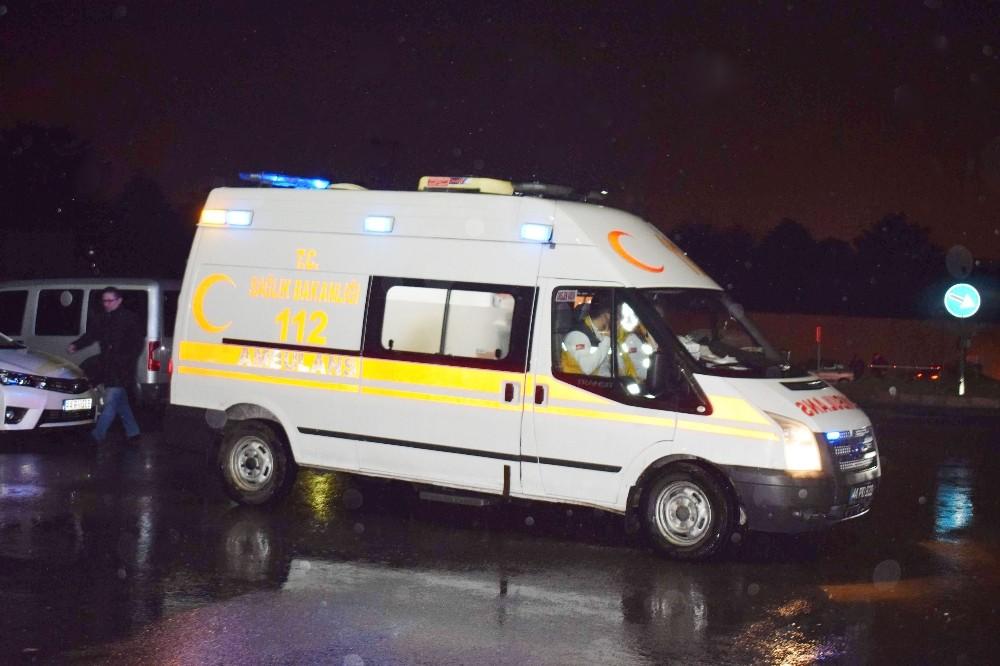 Emniyet Müdürü Urhal, silah temizlerken yaralanan polisleri ziyaret etti