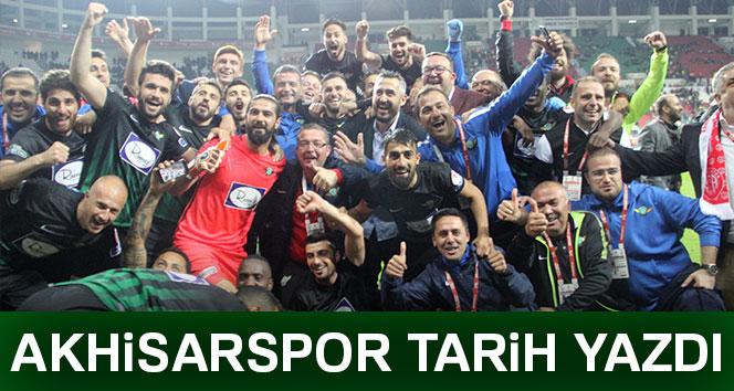 Akhisarspor 3-2 Fenerbahçe Maç Özeti, Akhisar Fener kaç kaç bitti?