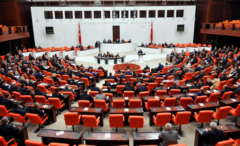 'Asgari Ücrete Yüzde 26 Zam' Meclis'e Sunuldu