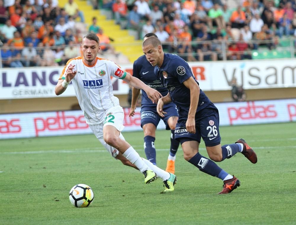 Spor Toto Süper Lig: Aytemiz Alanyaspor: 3 - Antalyaspor: 2 (Maç sonucu)