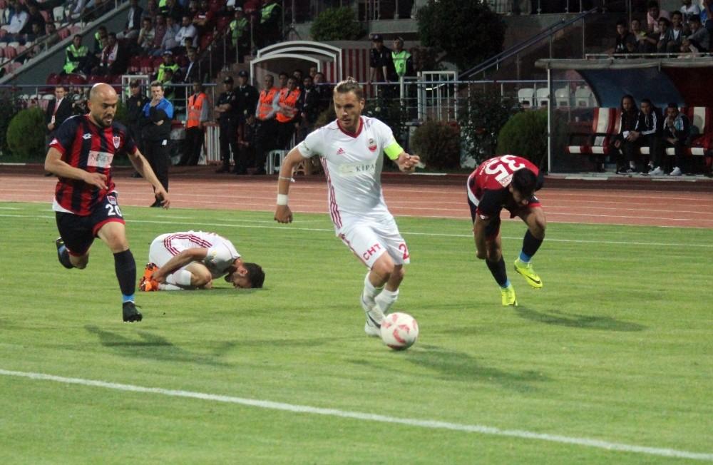TFF 2. Lig: Kahramanmaraşspor: 2 - Niğde Belediyespor: 0