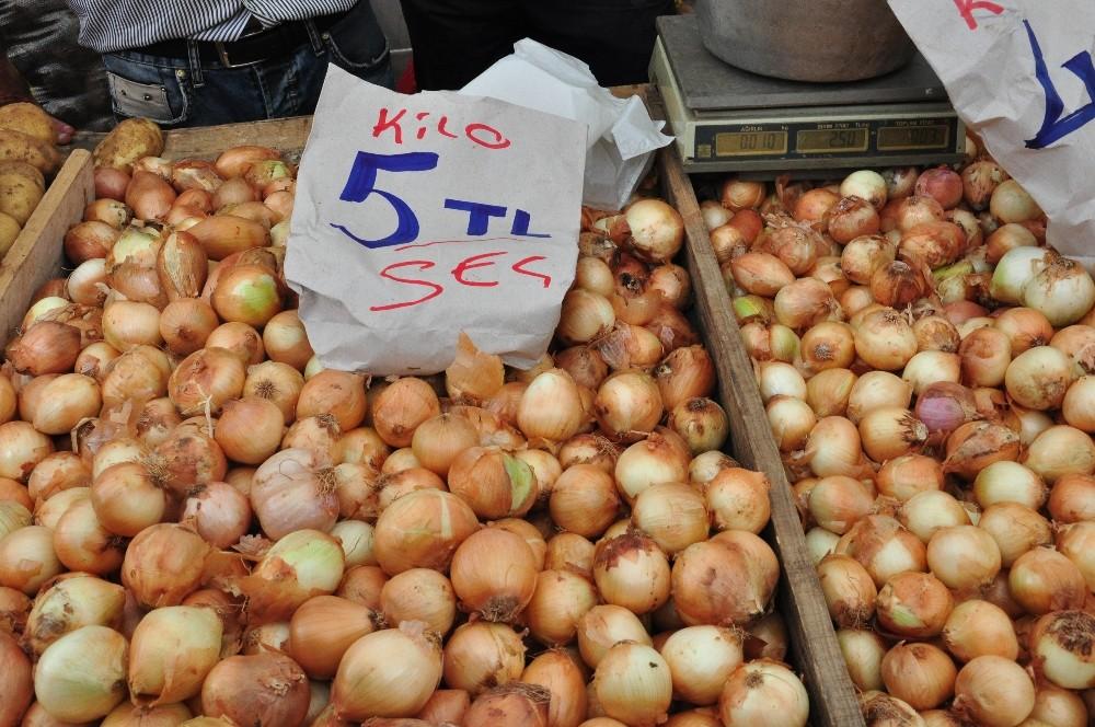 """″Patates ve soğan fiyatları iki haftaya normale döner"""""""