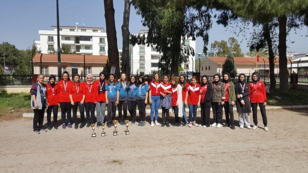 Osmaniye'de bocce petank heyecanı yaşandı