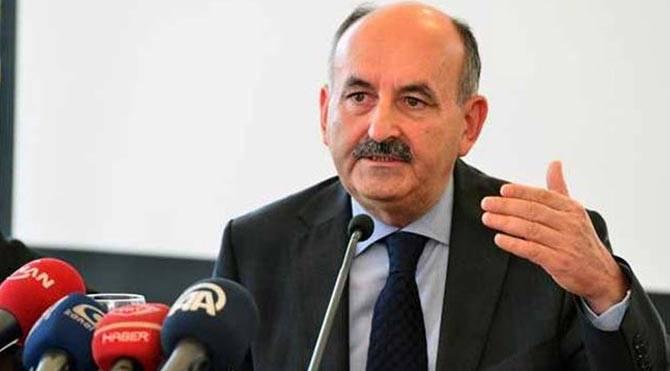 Bakan Müezzinoğlu, memuriyette yeni döneme ilişkin konuştu