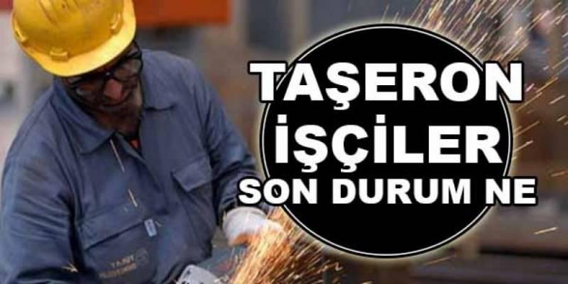 Taşeron Kadro Sınavları Tamamlanıyor.!