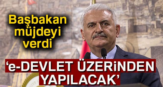 Başbakan Yıldırım ekonomi paketini açıkladı