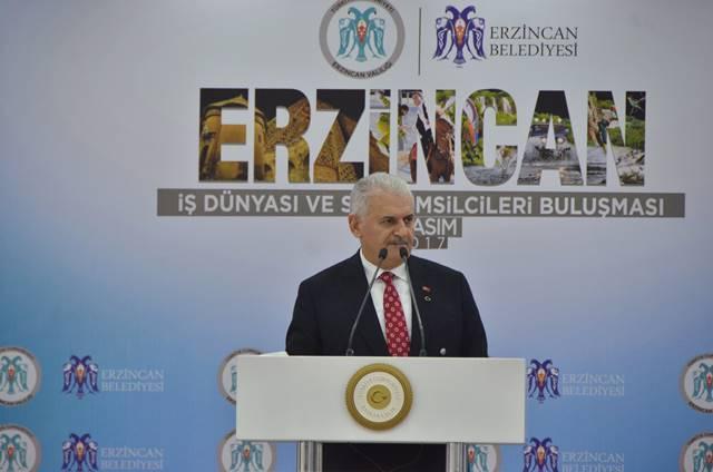 Başbakan Yıldırım 'Türkiye orta gelir grubundan yüksek gelir grubuna geçecek'