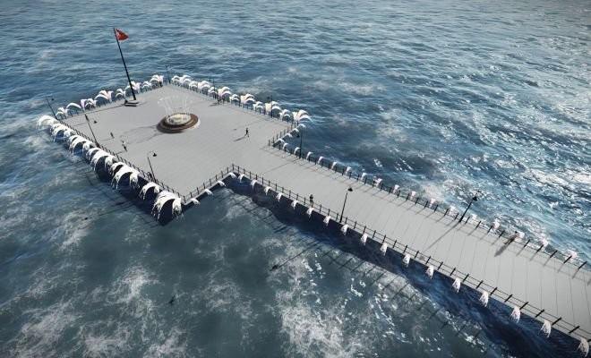 Bulancak iskelesi dönüşüm projesi hayata geçiyor