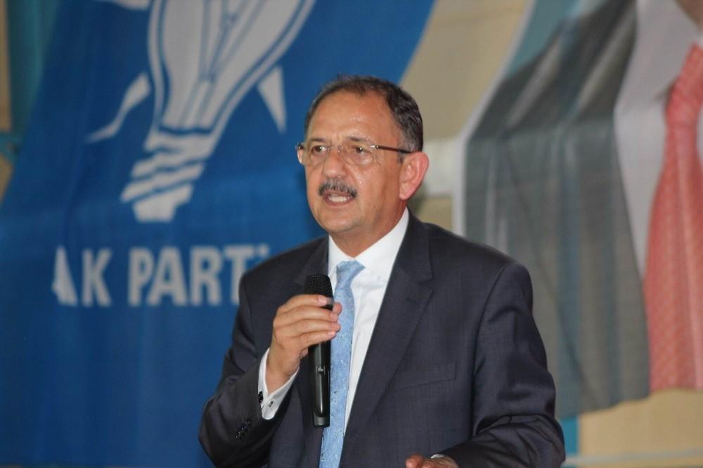 Bakan Özhaseki: ″Bizim söyleyecek çok sözümüz var″