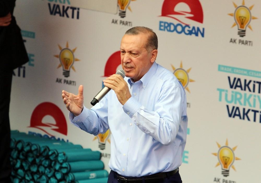 Cumhurbaşkanı Erdoğan Zonguldak'ta (2)