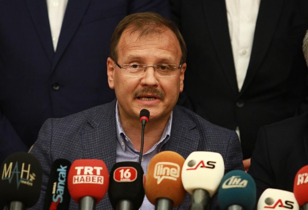 Başbakan Yardımcısı Çavuşoğlu: ″Yeni bir şahlanış dönemine girdik″