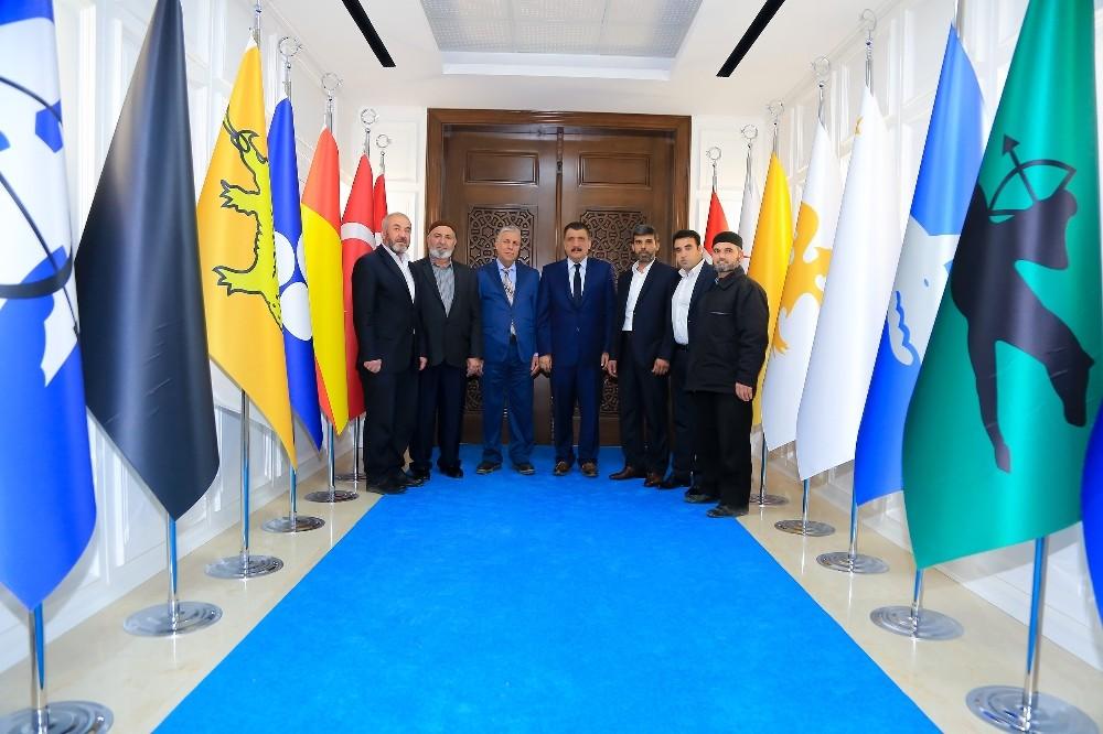 Gürkan'dan siyasi parti vurgusu