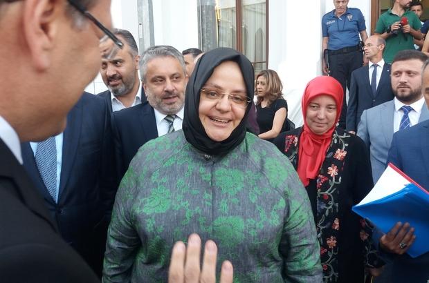 Çalışma Bakanı Selçuk'tan Asgari Ücret Açıklaması
