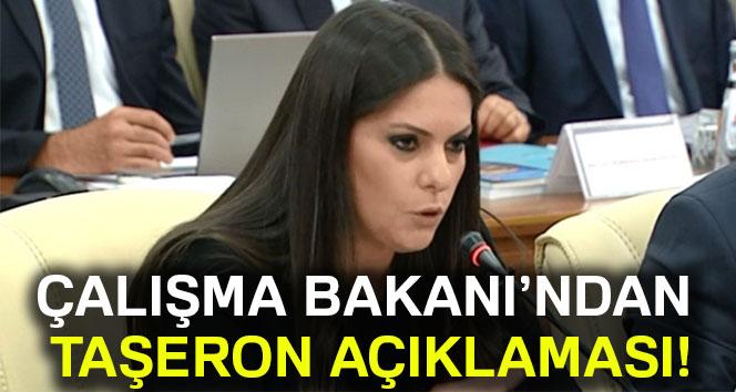 Bakan Sarıeroğlu'dan taşeron'da KİT açıklaması