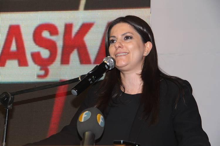 """Çalışma ve Sosyal Güvenlik Bakanı Sayın Jülide Sarıeroğlu, """"Taşerona Farklı Soru Sorulmayacak"""" dedi."""
