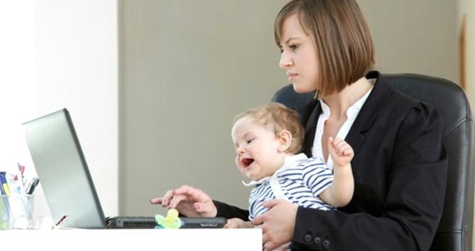 Çalışmak İsteyen Annelere 400 TL Destek