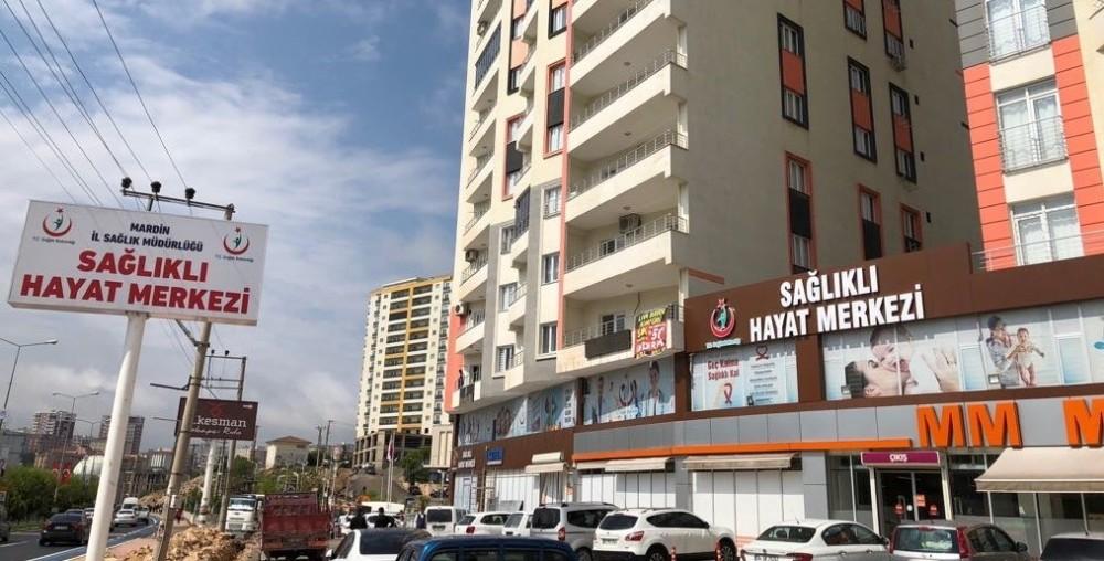 Mardin'de milyonluk sağlık yatırımı