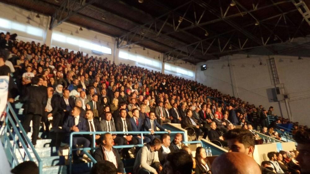Sinop Ülkü Ocakları'ndan konser