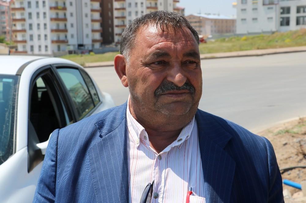 Sivas'ta güpegündüz silahlı soygun