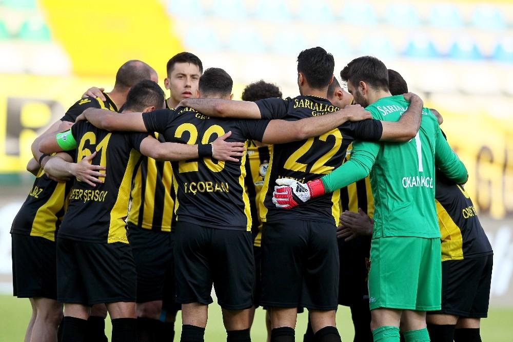Spor Toto 1. Lig: İstanbulspor: 4 - Gaziantepspor: 0