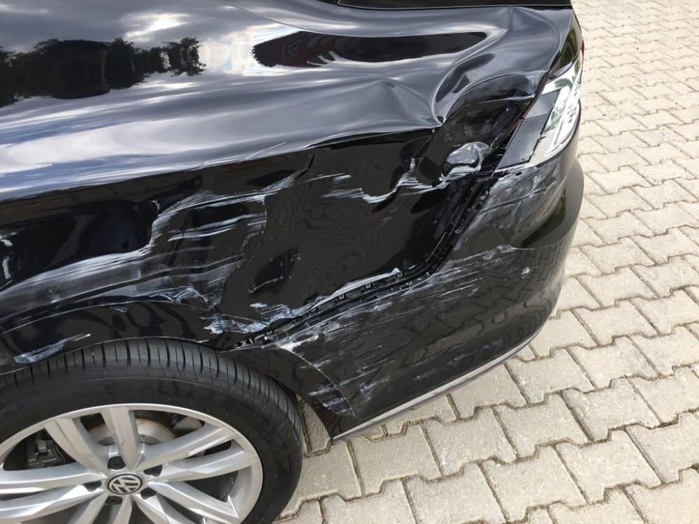 MHP Genel Başkan Yardımcısı Depboylu'nun aracı kaza geçirdi