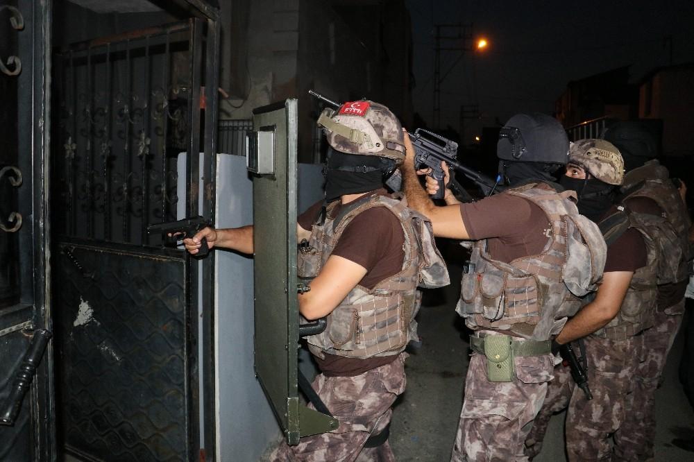 PKK/KCK'ya şafak vakti baskın: 17 gözaltı
