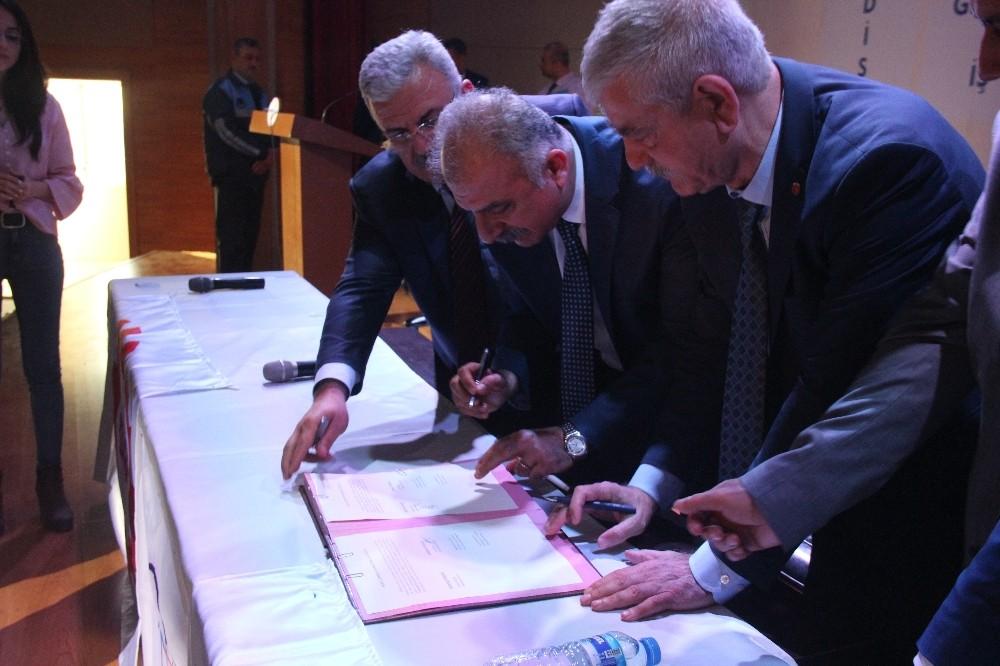 Samandağ Belediyesi'nde toplu sözleşme imzalandı