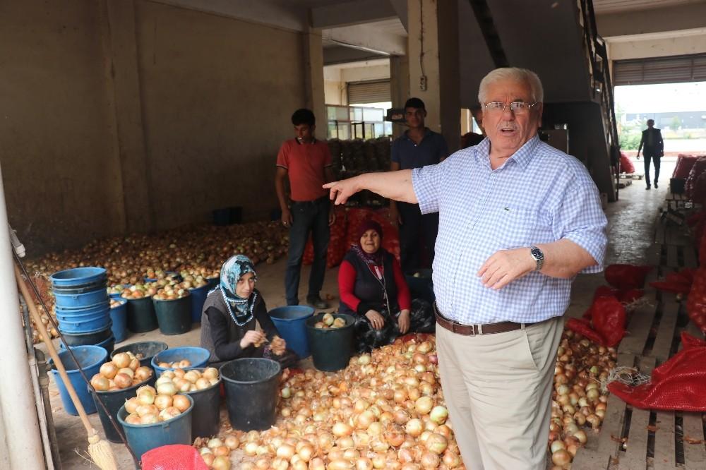 15-20 gün içerisinde patates ve soğan 1-1,5 lira olacak