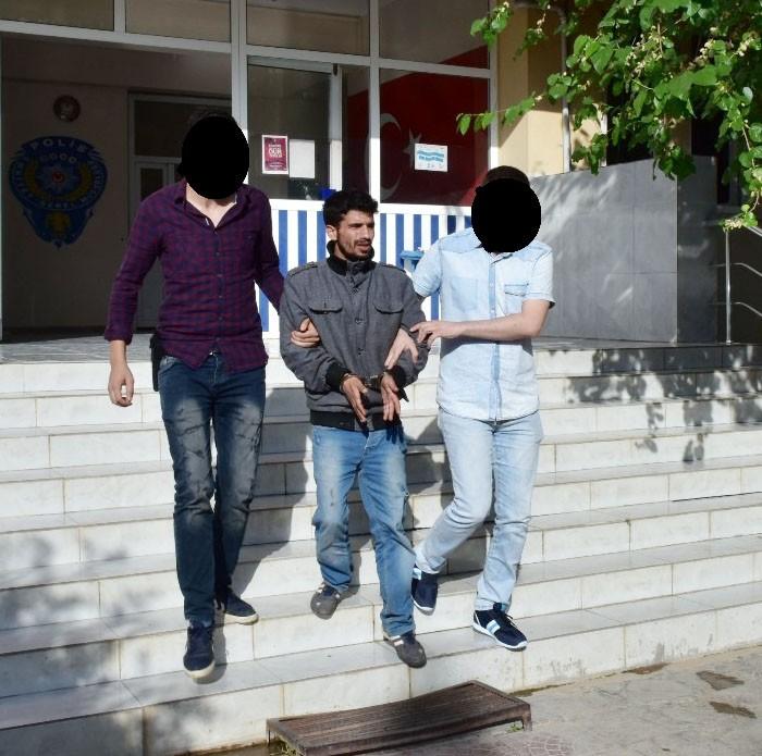 Ceylanpınar'da hırsızlık operasyonunda 2 tutuklama