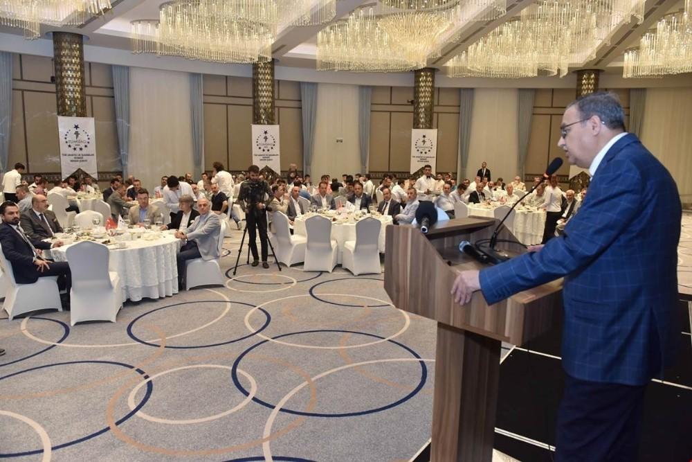 Vali Su: ″Yatırım için alan oluşturma çalışmaları sürüyor″