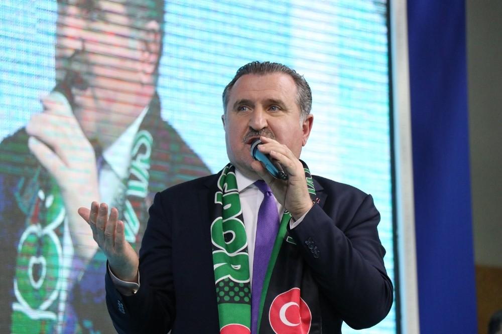 """Gençlik ve Spor Bakanı Bak: """"Muhalefet şokta, ne yapacağını şaşırdılar"""""""