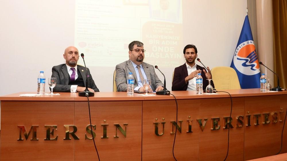 MEÜ'de 'Girişimcilik ve İnovasyon Zirvesi'